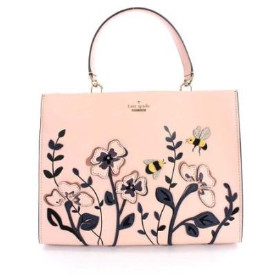 ケイトスペード ハンドバッグ フラワーモチーフ 花柄