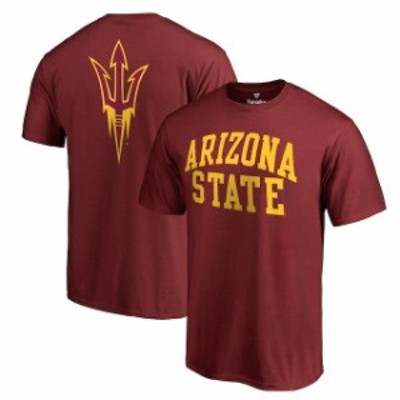 Fanatics Branded ファナティクス ブランド スポーツ用品  Arizona State Sun Devils Maroon Primetime T-Shirt