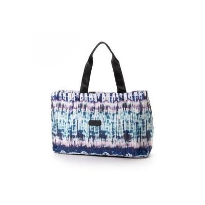 デシグアル Desigual スーツケース DUFFLE BAG PLEATS BLACK (ブルー)