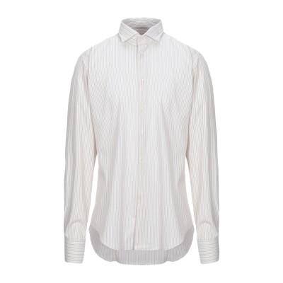 ブライアン デールズ BRIAN DALES シャツ ベージュ 43 コットン 100% シャツ