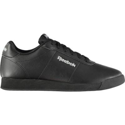 リーボック Reebok レディース スニーカー シューズ・靴 Royal Charm Trainers Black