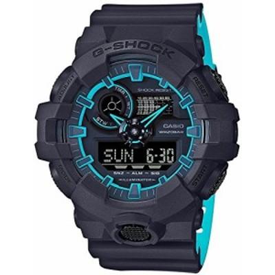 腕時計 カシオ メンズ CASIO Watch G-SHOCK Overseas model neon color GA-700SE-1A2 Men's