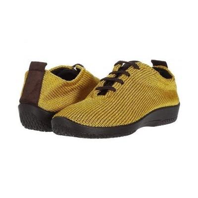Arcopedico アルコペディコ レディース 女性用 シューズ 靴 スニーカー 運動靴 LS - Mustard