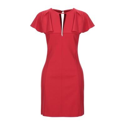 GAëLLE Paris ミニワンピース&ドレス レッド 38 レーヨン 65% / ナイロン 30% / ポリウレタン 5% ミニワンピース&ドレス