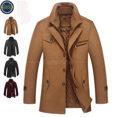 メンズ チェスターコートコート ダッフルコート ウールコート 冬コート アウター ロング丈 ショート丈 大きなサイズ おしゃれ ビジネス 紳士 通勤 着痩せ