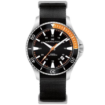 ハミルトン 腕時計 カーキ ネイビー スキューバ ダイバーズ 海軍 オート 自動巻 メンズ 時計 HAMILTON Khaki Scuba Auto H82305931