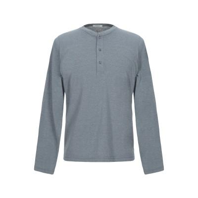 CROSSLEY T シャツ グレー S コットン 50% / ポリエステル 50% T シャツ