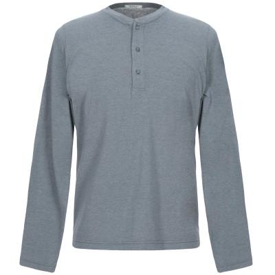 CROSSLEY T シャツ グレー M コットン 50% / ポリエステル 50% T シャツ