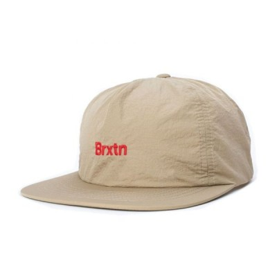 ブリクストン キャップ ナイロン 帽子 サファリ スケート サーフ メンズ レディース BRIXTON GATE LP CAP SAFARI