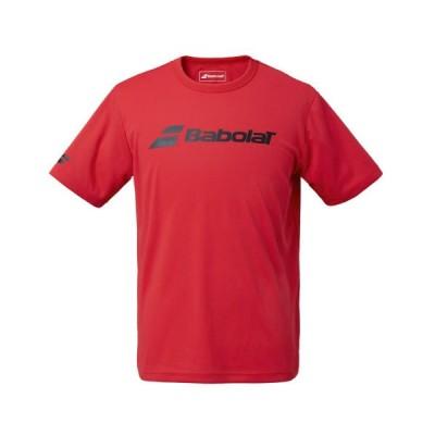バボラ CLUBショートスリーブシャツ(BUP1510C-RD00)[Babolat MS メンズ]