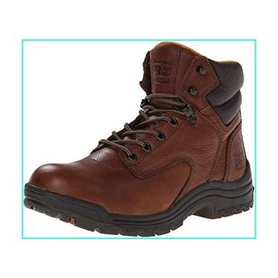 "【新品】Timberland PRO Women's 55398 Titan 6"" Soft-Toe Boot,Brown,8 M(並行輸入品)"