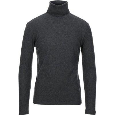 マジェスティック MAJESTIC FILATURES メンズ Tシャツ トップス t-shirt Steel grey