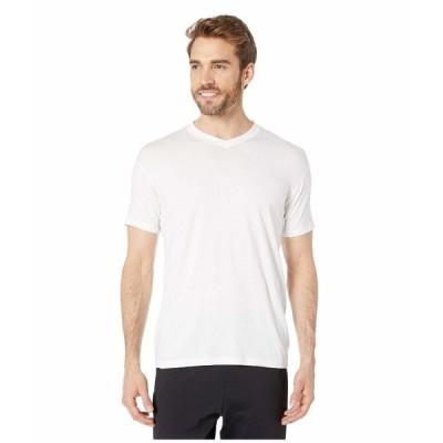 タスクパフォーマンス シャツ トップス メンズ Bam(Bare) V-Neck Undershirt White