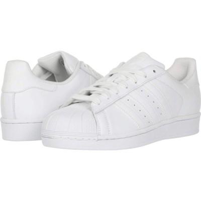 アディダス adidas Originals メンズ スニーカー シューズ・靴 Superstar Foundation White/White