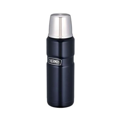 水筒・ボトル・ポリタンク サーモス ROB-002 ステンレスボトル ミッドナイトブルー