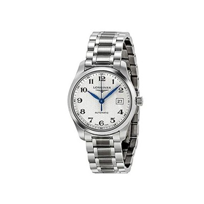 Longines Master Collection Automatic White Dial Stainless Steel Ladies Watc