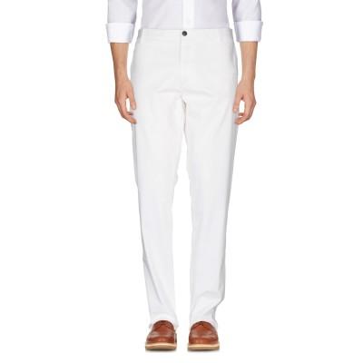 アルマーニ ジーンズ ARMANI JEANS パンツ ホワイト 32 98% コットン 2% ポリウレタン パンツ