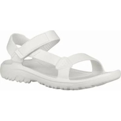 Teva メンズサンダル Teva Hurricane Drift Sandal White Synthetic