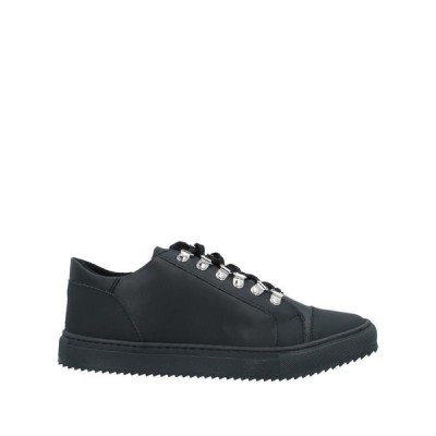 TSD12 スニーカー  メンズファッション  メンズシューズ、紳士靴  スニーカー ブラック