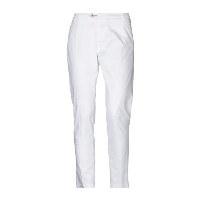 BARONIO パンツ ホワイト 26 コットン 98% / ポリウレタン 2% パンツ