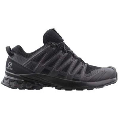 サロモン メンズ スニーカー シューズ XA Pro 3D V8 Running Shoes Black