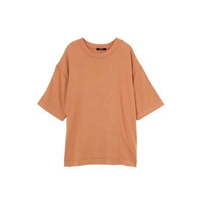 MURUA BASIC Tシャツ(オレンジ)