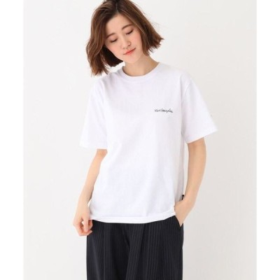 BASE STATION / ベースステーション MARK GONZALES マークゴンザレス 別注 配色 バックプリント 半袖 Tシャツ