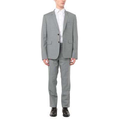 ポール・スミス PAUL SMITH スーツ グレー 44 ウール 100% スーツ
