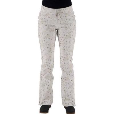 オバマイヤー レディース カジュアルパンツ ボトムス Obermeyer Women's Printed Bond Snow Pants