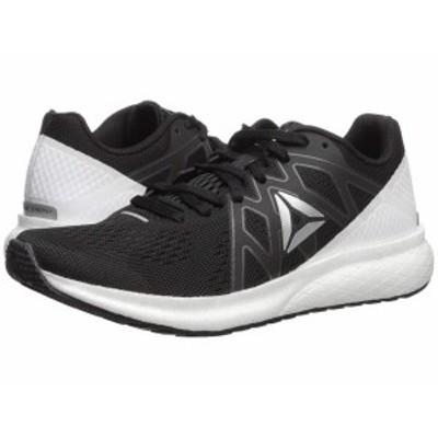 リーボック レディース スニーカー シューズ Forever Floatride Energy Black/White/Pure Silver