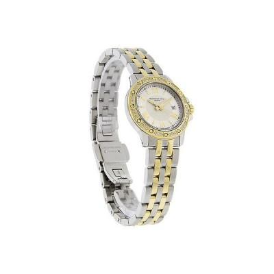 腕時計 レイモンドウイル Raymond Weil Tango ダイヤモンド レディース Two トーン スイス クォーツ 腕時計 5399-SPS-00657