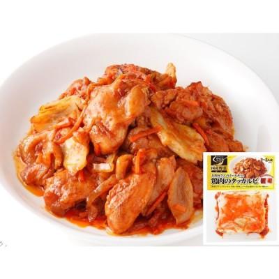 冷凍食品 ミールキット タッカルビ 鶏肉 380g 2〜3人前 冷凍 韓国料理 簡単調理 フライパン調理 おかず お惣菜 在宅 長期保存 冷凍保存 チーズタッカルビ