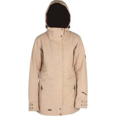 ライド Ride レディース ジャケット シェルジャケット アウター ravenna shell jacket Khaki