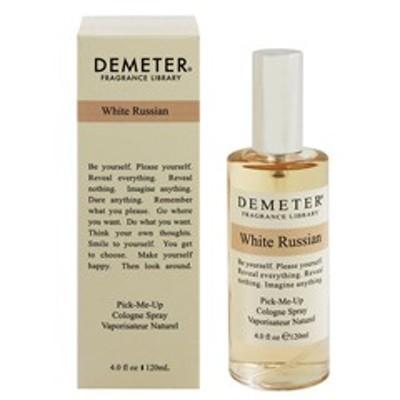【香水 ディメーター】DEMETER ホワイトルシアン (箱なし) EDC・SP 120ml 香水 フレグランス WHITE RUSSIAN COLOGNE