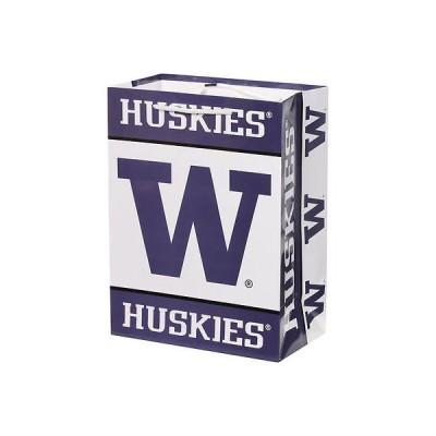 フォーエバーグッズ アメリカ USA カレッジ 全米 リーグ NCAA Washington Huskies Gift バッグ