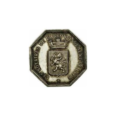 金貨 銀貨 硬貨 シルバー ゴールド アンティークコイン [#558948] France, Token, Notaires de l'Arrondi