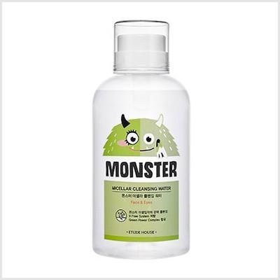 [エチュードハウス] ミセル クレンジングウォーター 700ml / ETUDE Monster Micellar Cleansing Water-韓国-コスメ-メイク落とし [bystyle]