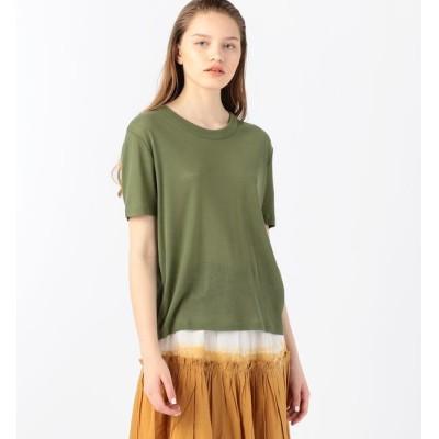 【トゥモローランド/TOMORROWLAND】 CAN PEP REY リラックスフィットTシャツ