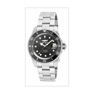 Invicta Men's 17044 Pro Diver Analog Display Japanese Automatic Silver Watch並行輸入品