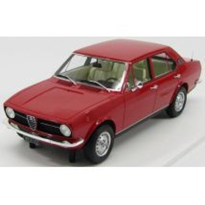 TSM 1/18 ミニカー レジン・プロポーションモデル 1975年モデル アルファロメオ アルフェッタ 1600