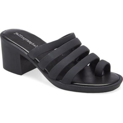 ジェフリー キャンベル JEFFREY CAMPBELL レディース サンダル・ミュール シューズ・靴 Pectin Sandal Black Matte