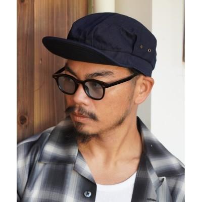 MIG&DEXI / Hickory Denim Work Cap/ MRFATMAN 2022SS MEN 帽子 > キャップ