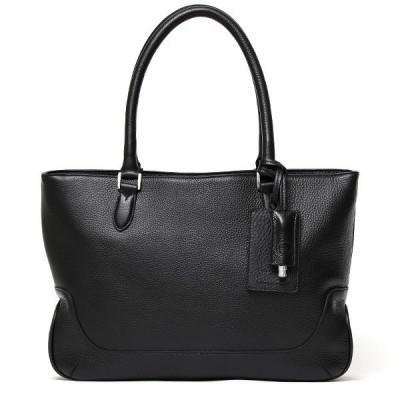 トートバッグ メンズ 本革 ブランド 日本製 ブラック 黒 黒色 レザー バッグ 通勤 通学 鞄