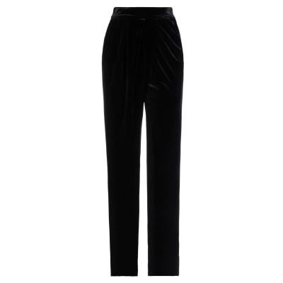 トラサルディ ジーンズ TRUSSARDI JEANS パンツ ブラック 38 90% ポリエステル 10% ポリウレタン パンツ