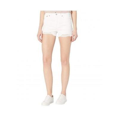Levi's(R) Womens リーバイス レディース 女性用 ファッション ショートパンツ 短パン High-Rise Shorts - Salt White