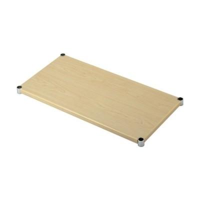 トラスコ スチール製メッシュラック用木製棚板 892X442 (1枚) 品番:MEW-34S