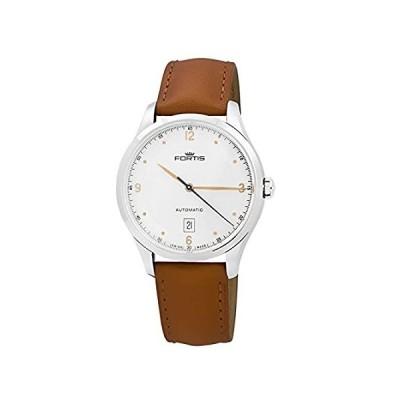 【新品・送料無料】Fortis Tycoon Date A.M. Automatic Stainless Steel Mens Strap Watch Date 903
