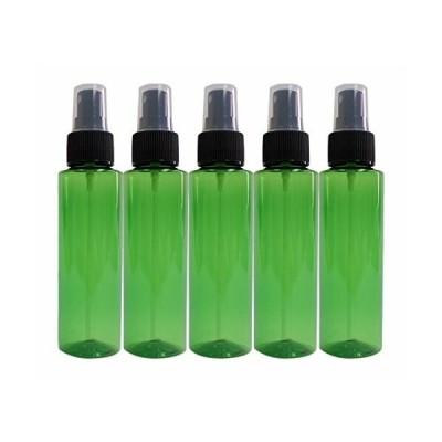 ease 保存容器 スプレータイプ プラスチック 緑色 100ml×5本