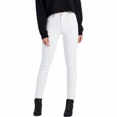 リーバイス LEVIS レディース ジーンズ・デニム スキニー ボトムス・パンツ Levis Premium 721 High Rise Skinny Jeans Western White