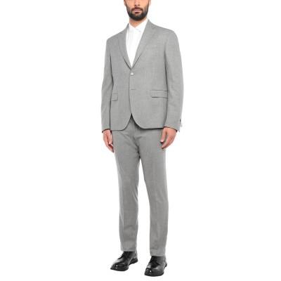 ローダ RODA スーツ グレー 56 バージンウール 100% スーツ